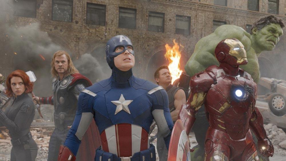 The Avengers Gewinnspiel