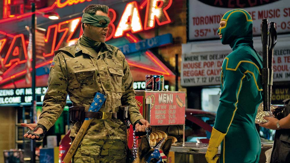 Trailer: Kick-Ass 2