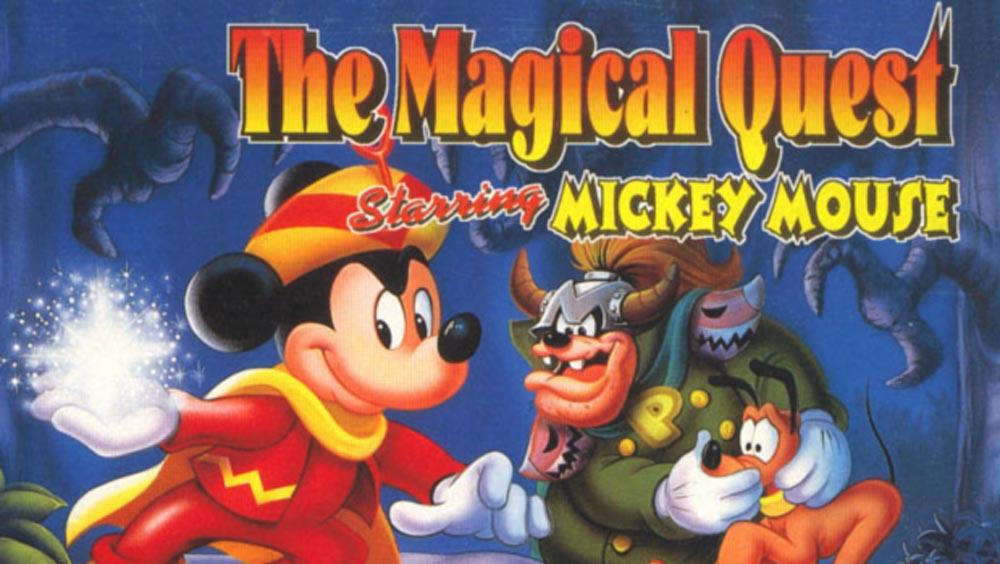 The-Magical-Quest-©-1992-Capcom