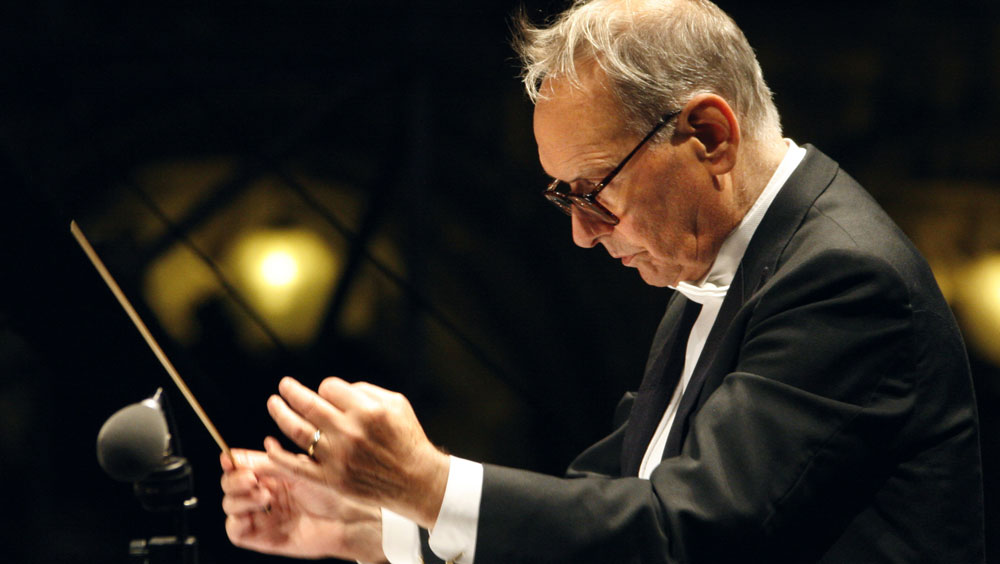 EnnioMorricone © Show Connection