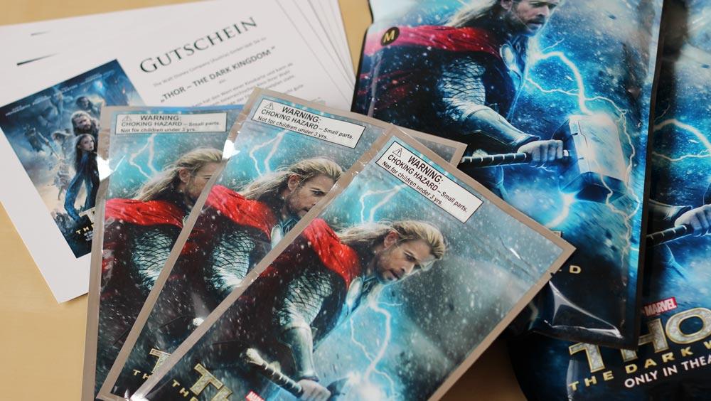 Thor The Dark World Gewinnspiel © 2013 Marvel, pressplay, Disney (2)