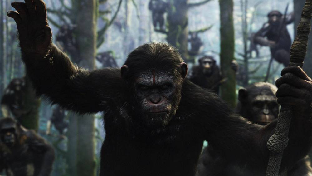 Trailer: Dawn of The Planet of the Apes