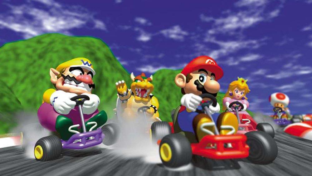Mario-Kart-64-©-1997-Nintendo
