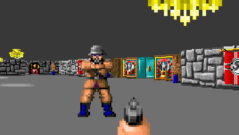 Wolfenstein-3D-©-1992-ID-Software
