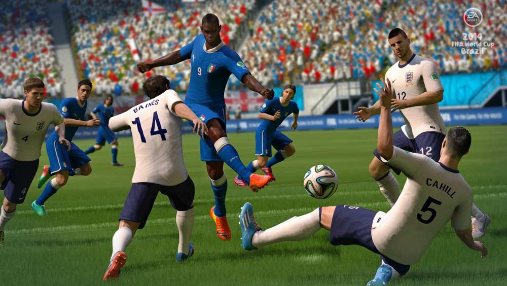 EA SPORTS FIFA Fußball-Weltmeisterschaft Brasilien 2014