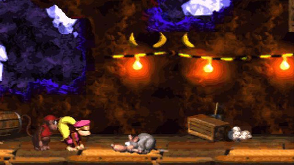 Donkey-Kong-Country-2-Diddy's-Kong-Quest-©-1995-Nintendo