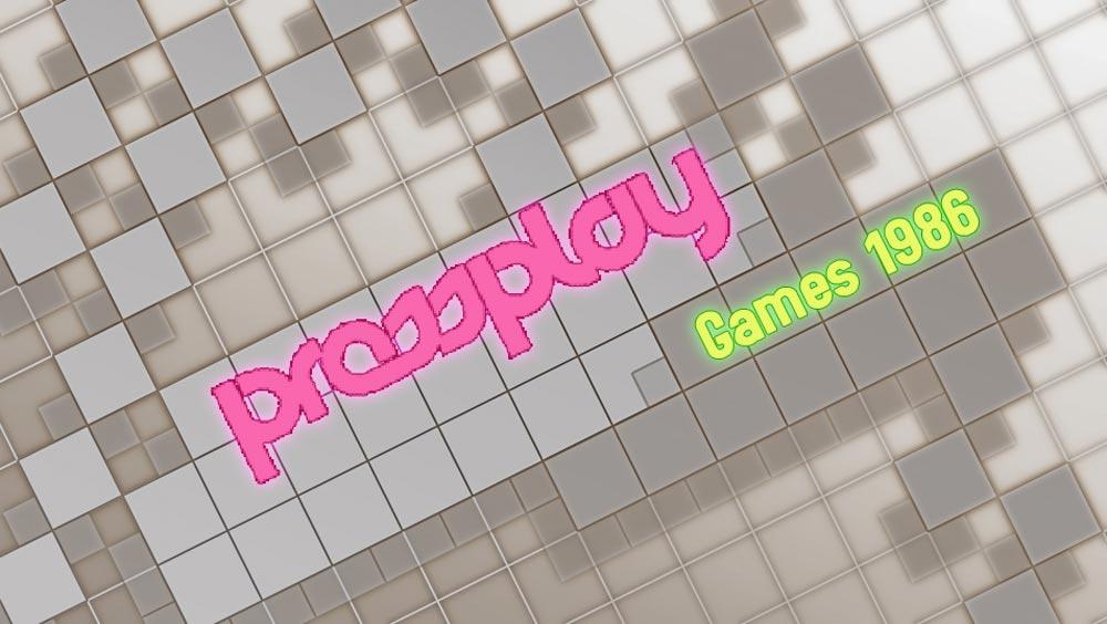 Video Features: Games-Jahrescharts 1986
