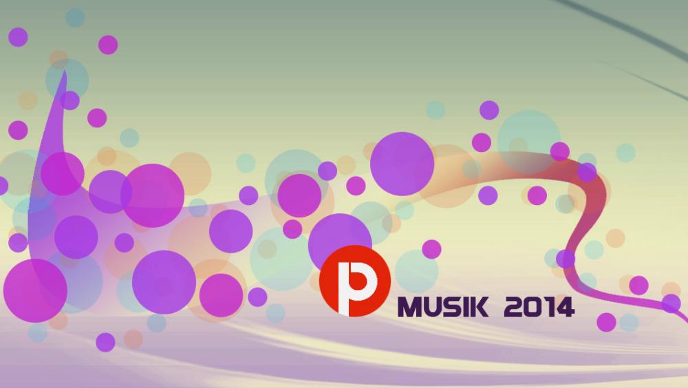 Jahrescharts der Redaktion 2014: Musik– Teil 1!
