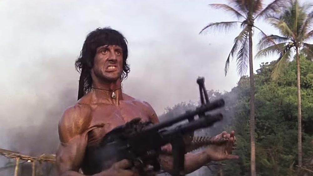 Clip des Tages: Sylvester Stallone Kill Count