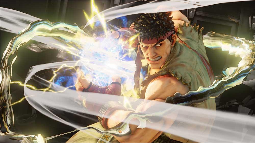 Trailer: Street Fighter V (Battle System)