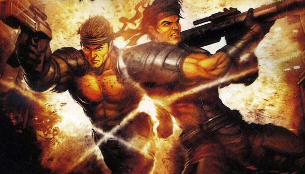 Contra-4-(c)-2007-Konami