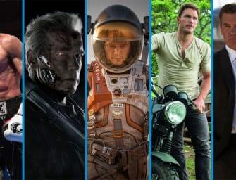 Jahrescharts der Redaktion 2015: Film (Teil 1)