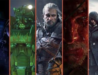 Jahrescharts der Redaktion 2015: Games (Teil 2)