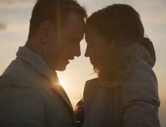Trailer: The Light Between The Oceans