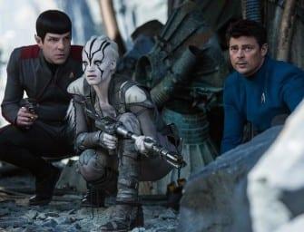 Trailer: Star Trek Beyond (#2)