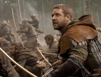 The Weekend Watch List: Robin Hood