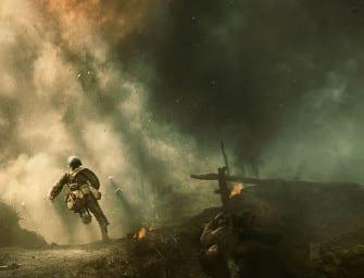 Trailer: Hacksaw Ridge