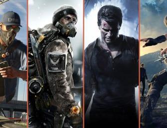Jahrescharts der Redaktion 2016: Games (Teil 1)
