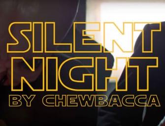 Clip des Tages: Stille Nacht, Chewbacca-Style