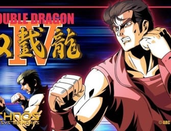 Trailer: Double Dragon IV