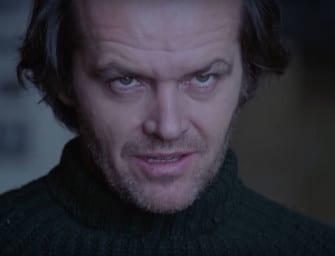 Clip des Tages: Die Kunst Jack Nicholsons, Zorn darzustellen