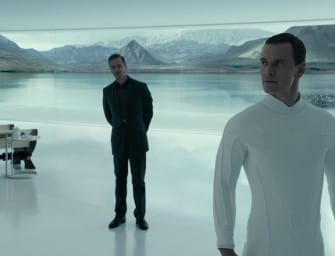 Clip des Tages: Alien: Covenant – The Crossing