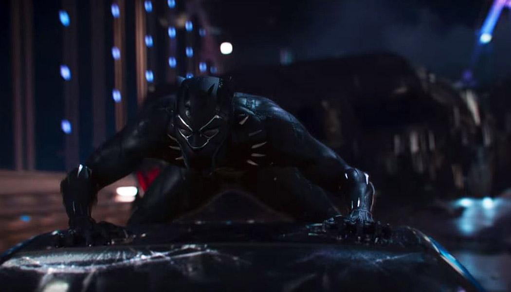 trailer  black panther