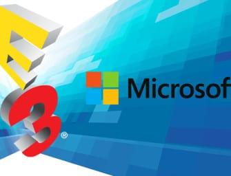 Microsoft auf der E3 2017: Xbox One X, Forza 7 und Crackdown 3
