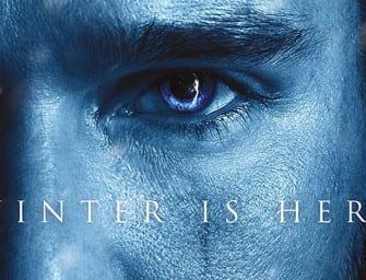 Die Charaktere von Game of Thrones (Poster zu Staffel 7)