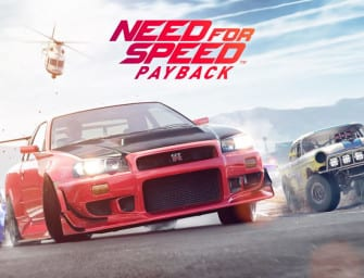 Trailer: Need for Speed Payback