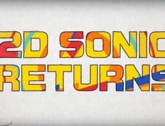 Trailer: Sonic Mania (#2)