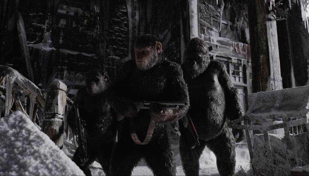 Bildergebnis für Planet der Affen 3 Caesar son