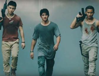 Trailer: Triple Threat