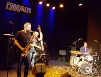 Café Drechsler live im Progy & Bess