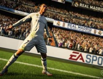 FIFA18 und PES18: Der Kampf der Fußballspiele