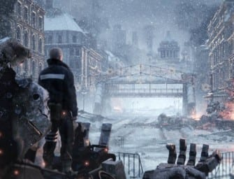Trailer: Left Alive