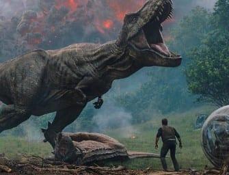 Trailer: Jurassic World: Fallen Kingdom