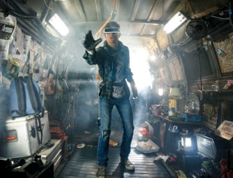 Trailer: Ready Player One