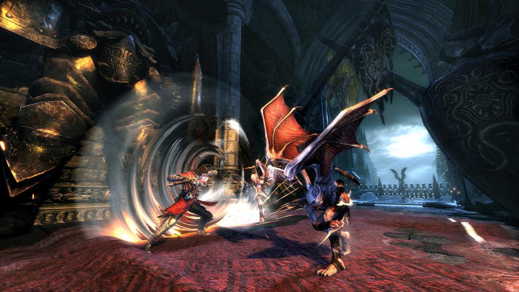 Castlevania Lords of Shadow © 2010 Konami