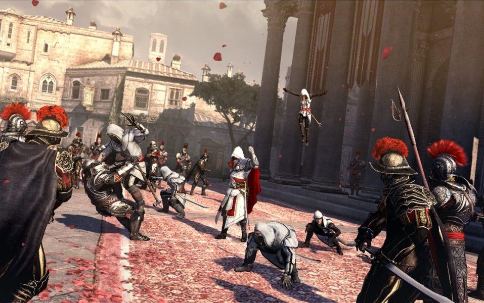 Assassins Creed Brotherhood © 2010 Ubisoft