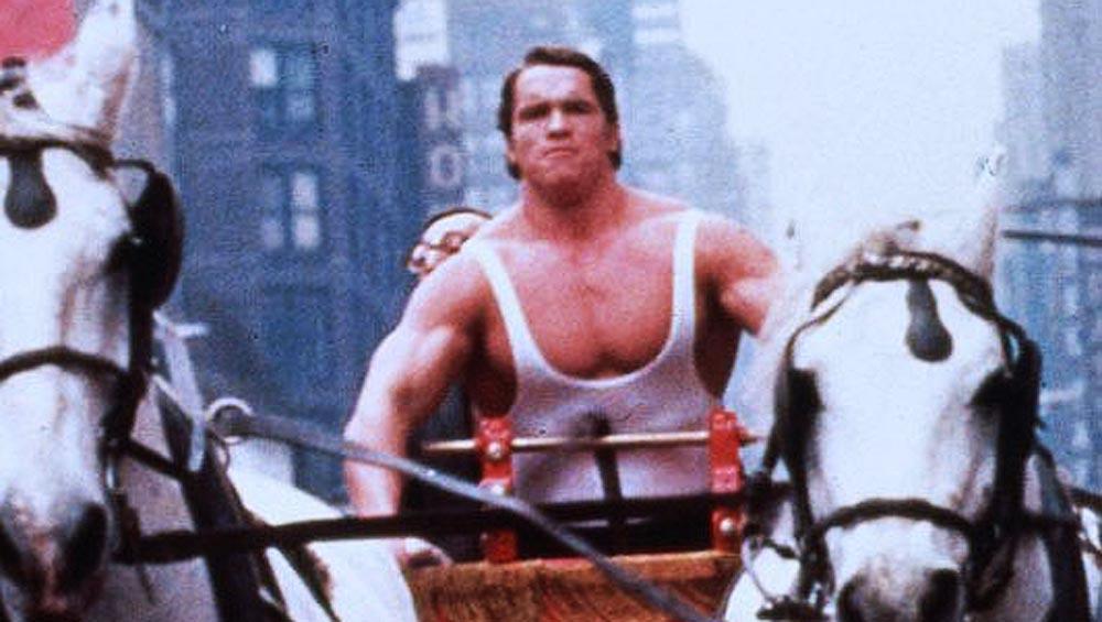 Trailer: Hercules In New York
