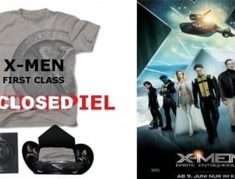Gewinnspiel: X- Men: First Class