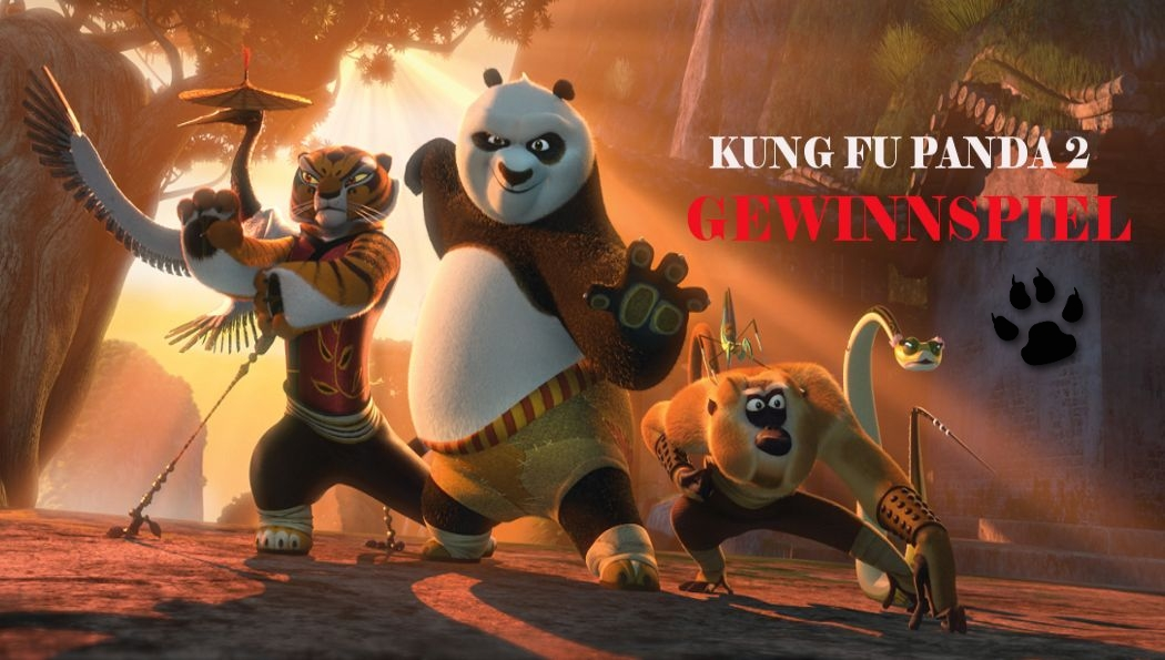 Gewinnspiel: Kung Fu Panda 2