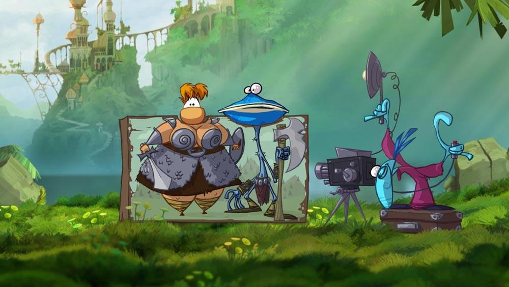 Clip des Tages: Rayman Origins