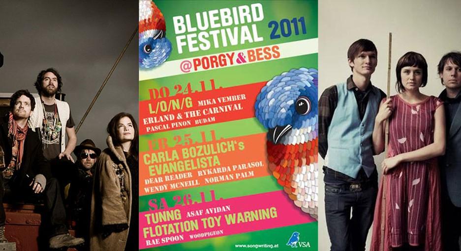 Konzertvorschau – Blue Bird Festival