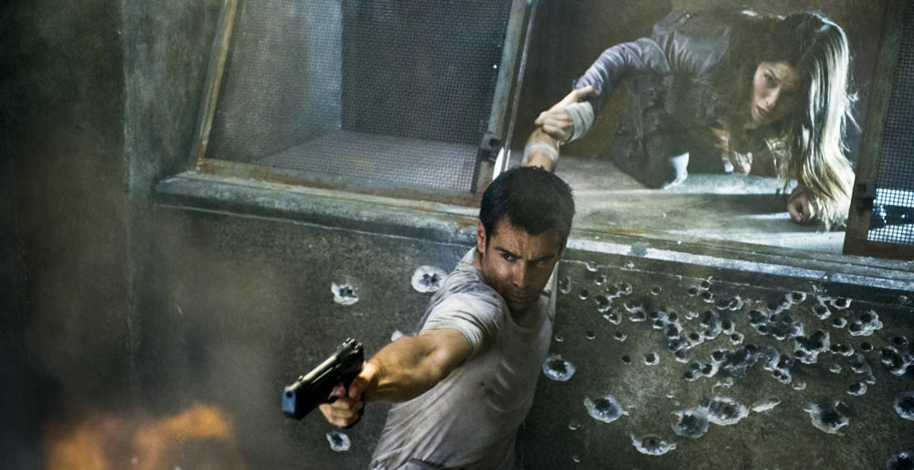 Clip des Tages: Total Recall (2012)