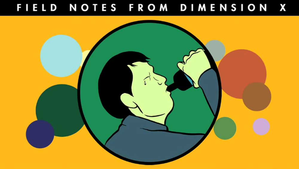 Clip des Tages: Field Notes from Dimension X