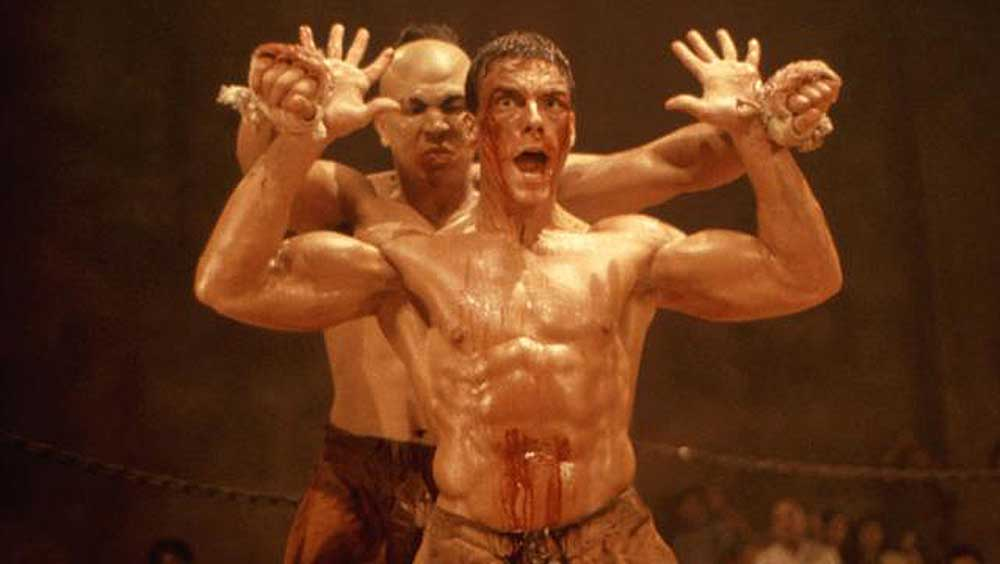 Clip des Tages: Kickboxer (Just the Kicking)