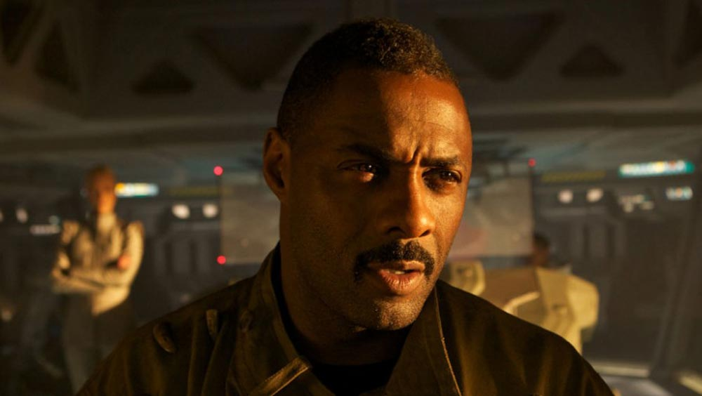 Entdecke PROMETHEUS – Idris Elba Q&A