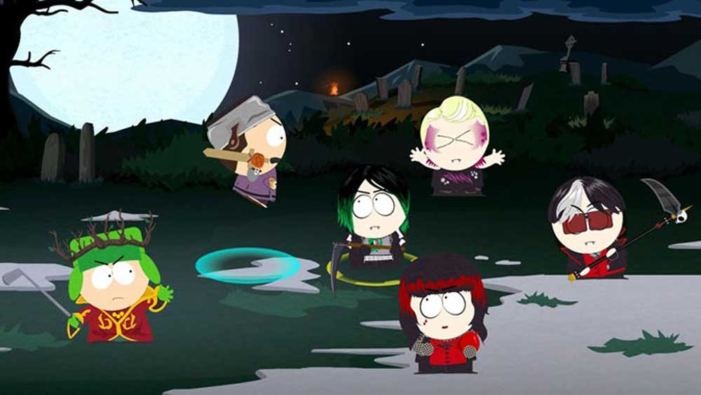 Trailer: South Park: The Stick of Truth